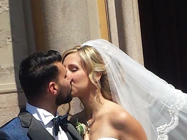 Il matrimonio di Angelo e Sara a Bollate, Milano 59