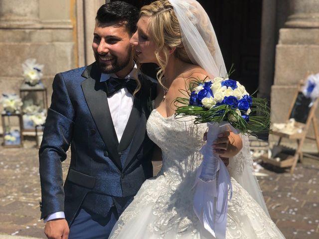 Il matrimonio di Angelo e Sara a Bollate, Milano 61