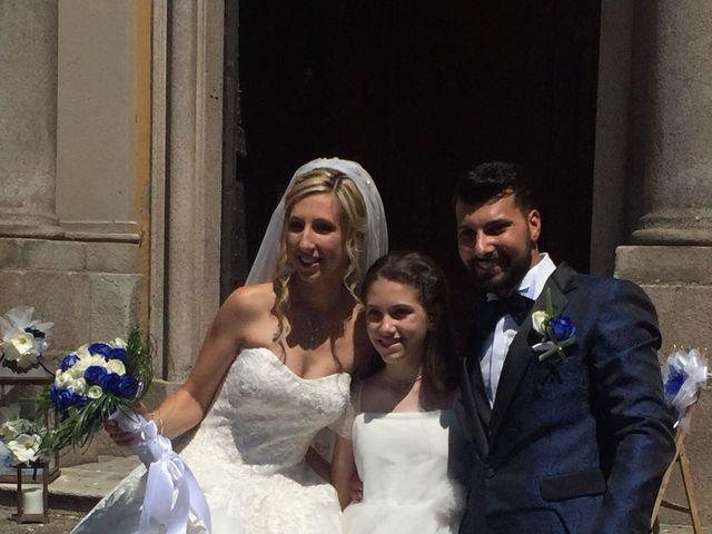Il matrimonio di Angelo e Sara a Bollate, Milano 62