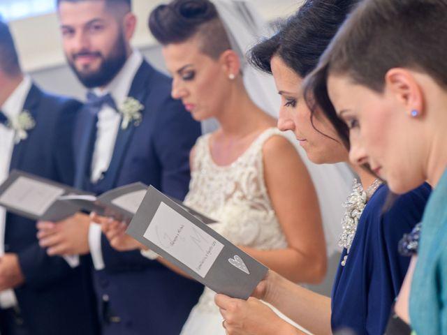 Il matrimonio di Giuseppe e Michela a Avigliano, Potenza 41
