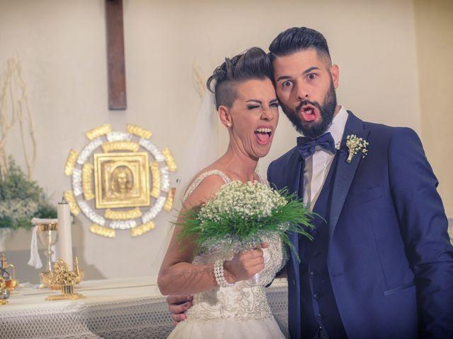 Il matrimonio di Giuseppe e Michela a Avigliano, Potenza 50