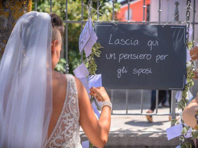 Il matrimonio di Giuseppe e Michela a Avigliano, Potenza 54