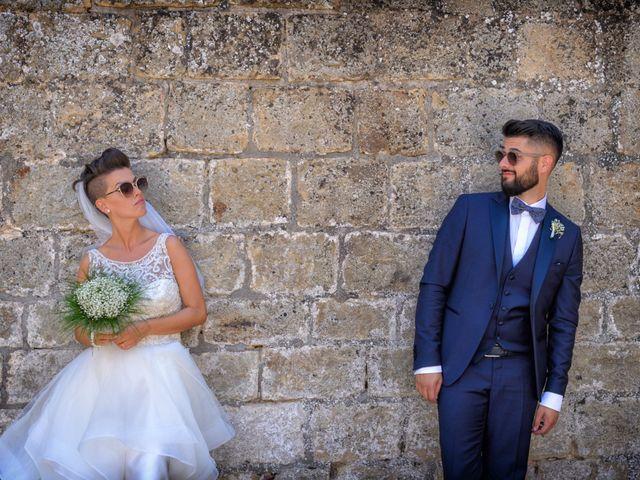 Il matrimonio di Giuseppe e Michela a Avigliano, Potenza 55