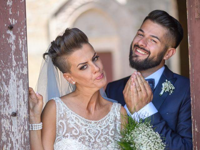 Il matrimonio di Giuseppe e Michela a Avigliano, Potenza 64