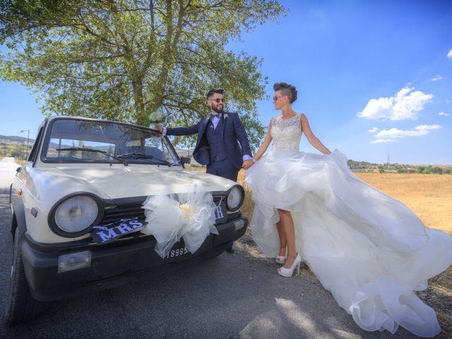 Il matrimonio di Giuseppe e Michela a Avigliano, Potenza 68