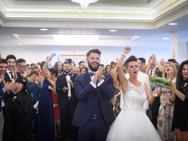 Il matrimonio di Giuseppe e Michela a Avigliano, Potenza 75