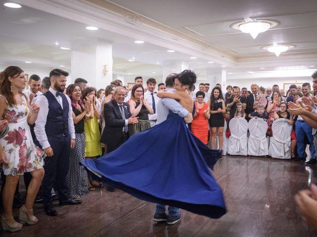 Il matrimonio di Giuseppe e Michela a Avigliano, Potenza 79