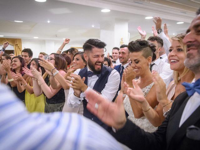Il matrimonio di Giuseppe e Michela a Avigliano, Potenza 82