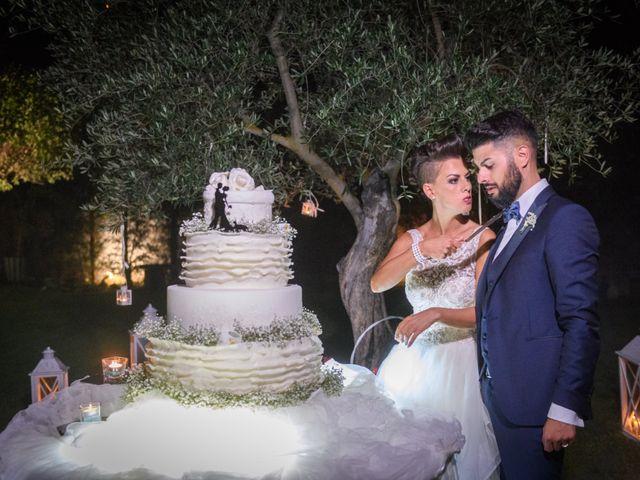Il matrimonio di Giuseppe e Michela a Avigliano, Potenza 85