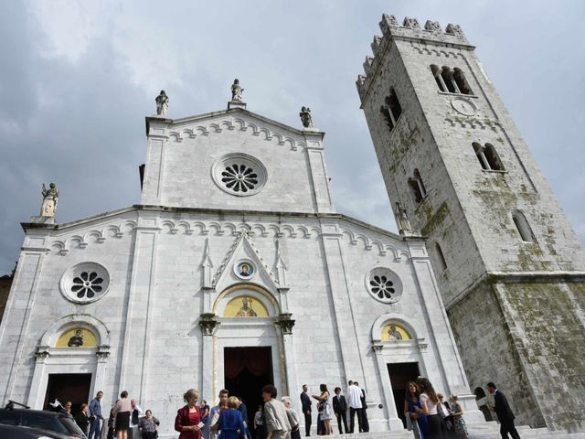 Il matrimonio di Edoardo e Arianna a Montecatini-Terme, Pistoia 39