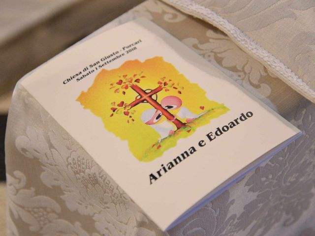 Il matrimonio di Edoardo e Arianna a Montecatini-Terme, Pistoia 43
