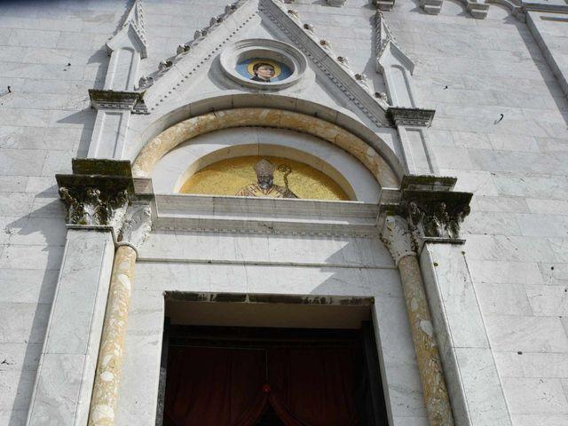 Il matrimonio di Edoardo e Arianna a Montecatini-Terme, Pistoia 45