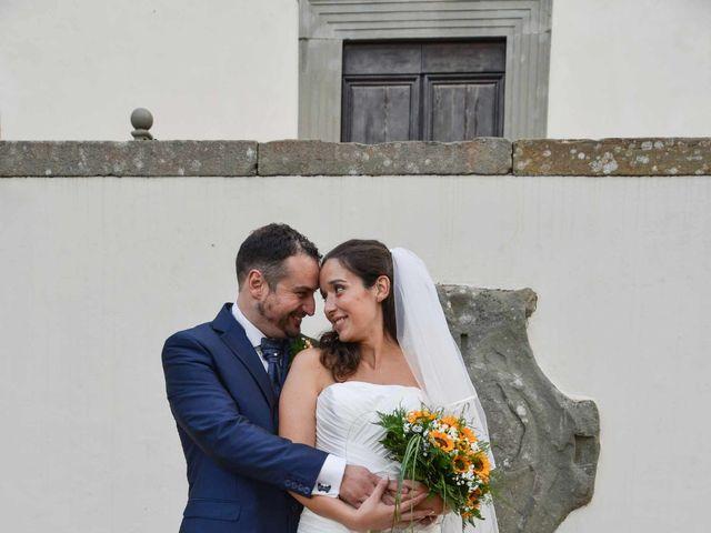 Il matrimonio di Edoardo e Arianna a Montecatini-Terme, Pistoia 60