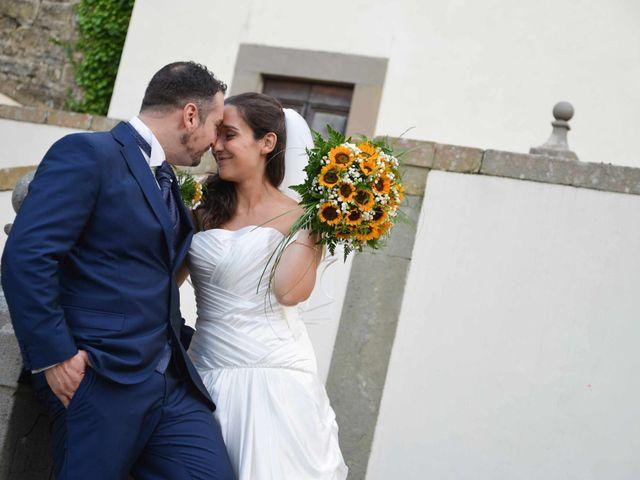 Il matrimonio di Edoardo e Arianna a Montecatini-Terme, Pistoia 62
