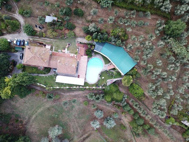 Il matrimonio di Edoardo e Arianna a Montecatini-Terme, Pistoia 73