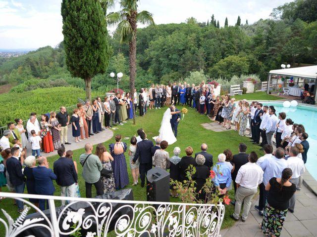 Il matrimonio di Edoardo e Arianna a Montecatini-Terme, Pistoia 75