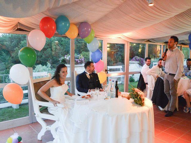 Il matrimonio di Edoardo e Arianna a Montecatini-Terme, Pistoia 84
