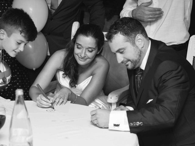 Il matrimonio di Edoardo e Arianna a Montecatini-Terme, Pistoia 90