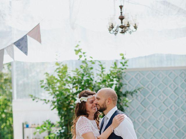 Le nozze di Vanessa e Gian Matteo