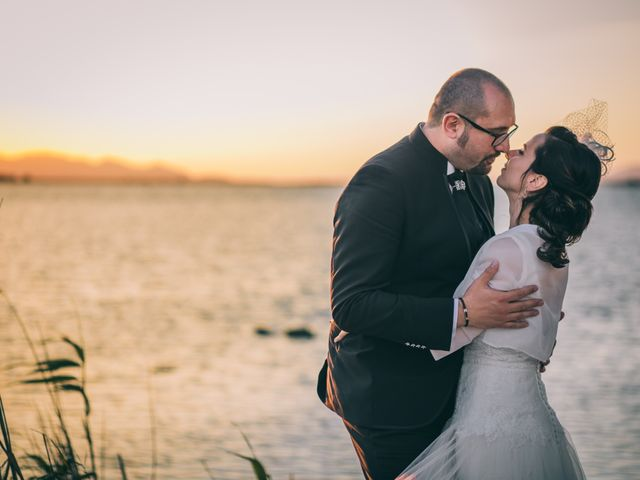 Il matrimonio di Simone e Laura a Marsala, Trapani 1