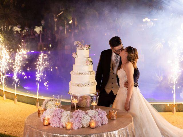 Le nozze di Melania e Matteo
