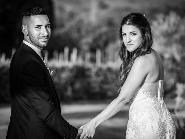 Le nozze di Cristiana e Dimitri