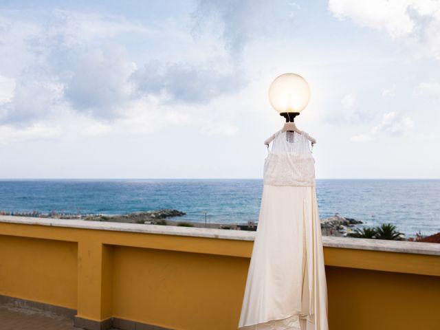 Il matrimonio di Simone e Cristina a Albissola Marina, Savona 4