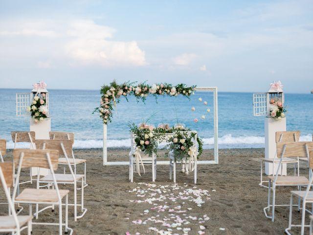 Il matrimonio di Simone e Cristina a Albissola Marina, Savona 2