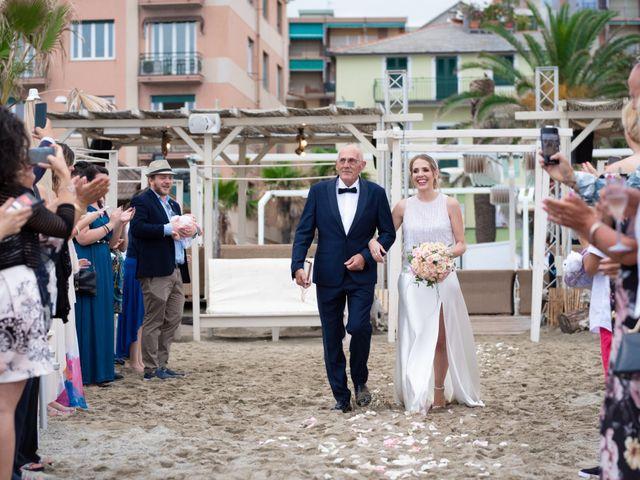 Il matrimonio di Simone e Cristina a Albissola Marina, Savona 40