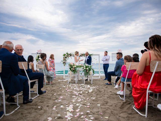 Il matrimonio di Simone e Cristina a Albissola Marina, Savona 42