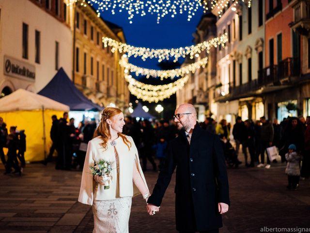 Il matrimonio di Stefano e Serena a Thiene, Vicenza 18