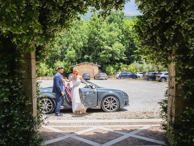 Il matrimonio di Davide e Alessia a Sora, Frosinone 10