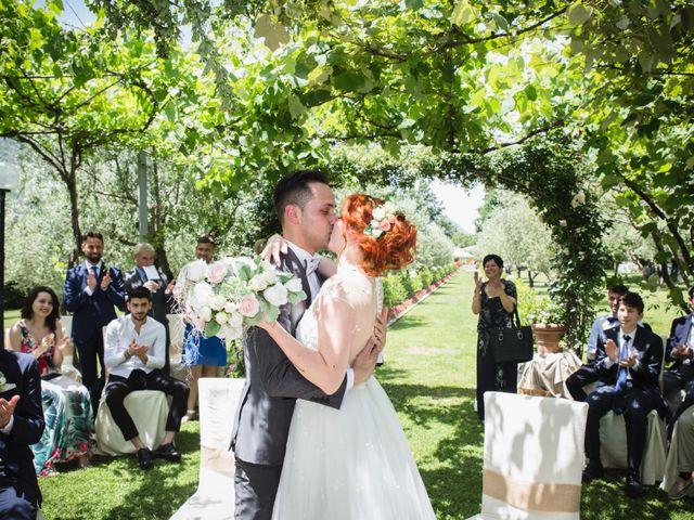 Il matrimonio di Davide e Alessia a Sora, Frosinone 13