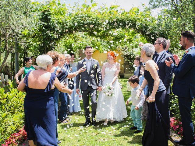Il matrimonio di Davide e Alessia a Sora, Frosinone 14