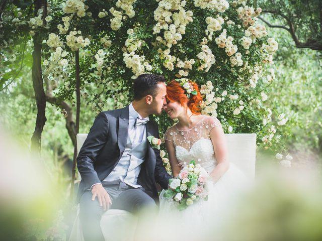 Il matrimonio di Davide e Alessia a Sora, Frosinone 16