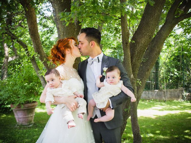 Il matrimonio di Davide e Alessia a Sora, Frosinone 19