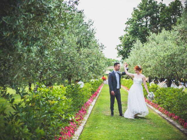 Il matrimonio di Davide e Alessia a Sora, Frosinone 23