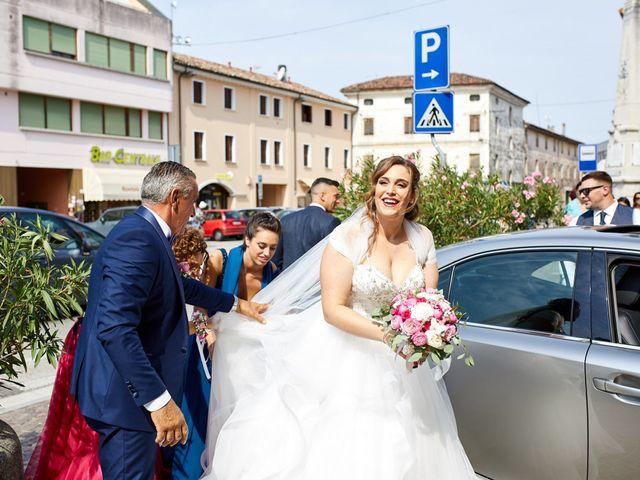 Il matrimonio di Carlo e Elisabetta a Pasiano di Pordenone, Pordenone 19