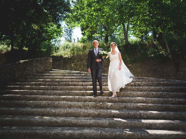 Il matrimonio di Leonardo e Giulia a Firenze, Firenze 15