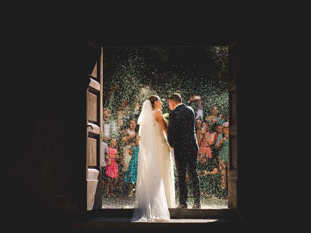 Il matrimonio di Leonardo e Giulia a Firenze, Firenze 19