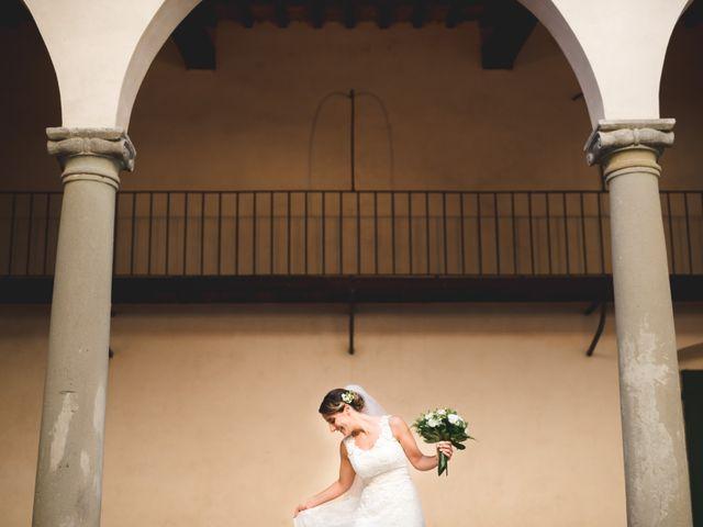 Il matrimonio di Leonardo e Giulia a Firenze, Firenze 1
