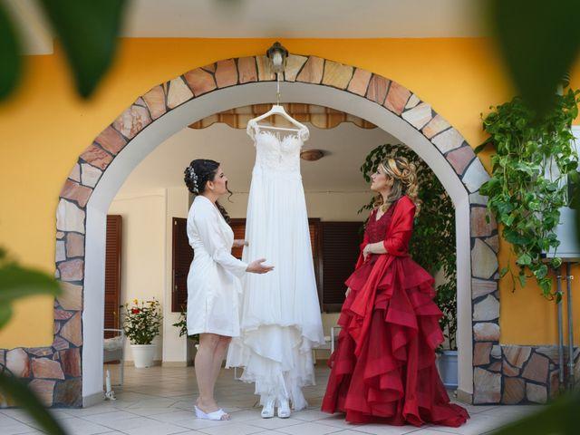 Il matrimonio di Alessandro e Marianna a Ascea, Salerno 3