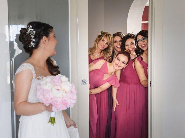 Il matrimonio di Alessandro e Marianna a Ascea, Salerno 13
