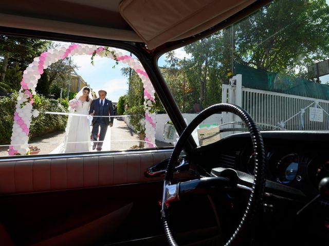 Il matrimonio di Alessandro e Marianna a Ascea, Salerno 32