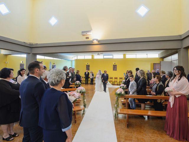Il matrimonio di Alessandro e Marianna a Ascea, Salerno 34