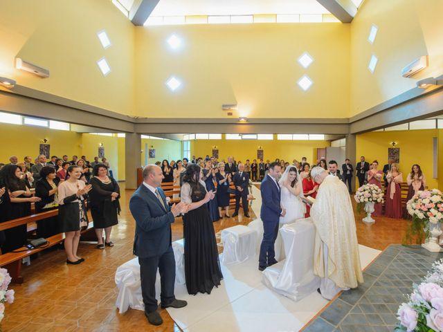 Il matrimonio di Alessandro e Marianna a Ascea, Salerno 39