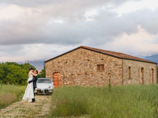 Il matrimonio di Alessandro e Marianna a Ascea, Salerno 55