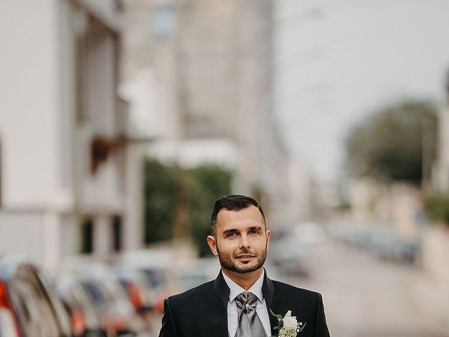 Il matrimonio di Giada e Cosimo a Poggiardo, Lecce 13