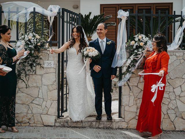 Il matrimonio di Giada e Cosimo a Poggiardo, Lecce 28