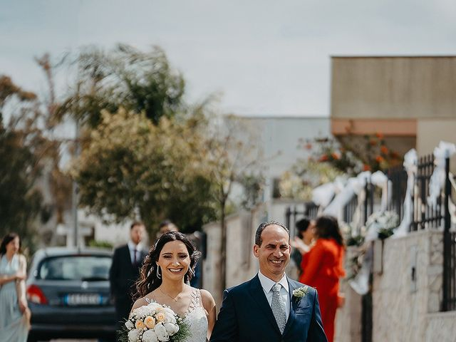 Il matrimonio di Giada e Cosimo a Poggiardo, Lecce 29